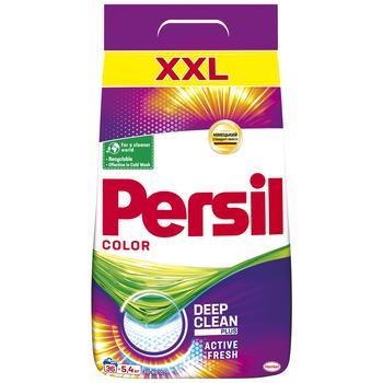 Стиральный порошок Persil Колор 5,4кг