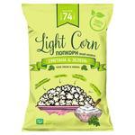 Попкорн Light Corn со вкусом сметаны и зелени 20г