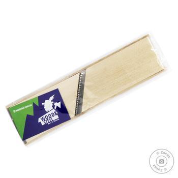 Терка Меломан Корейко деревянная - купить, цены на Фуршет - фото 1