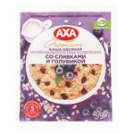 Axa Instant Oatmeal Porridge with Cream And Blueberries 40g