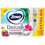Zewa toilet paper three-layer 12pcs