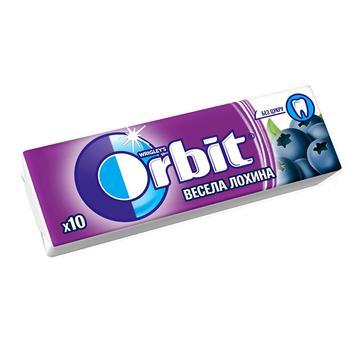 Orbit Happy Blueberry Chewing Gum 14g