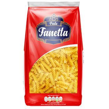 Макаронные изделия Pasta Fanetta Спирали 400г