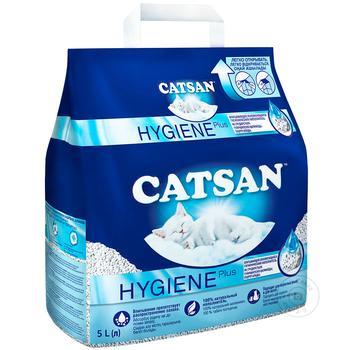 Наполнитель гигиенический Catsan ультра 5л