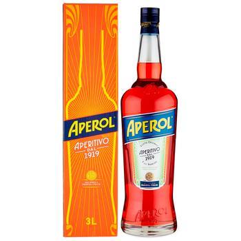 Аперитив Aperol Aperitivo 11% 3л