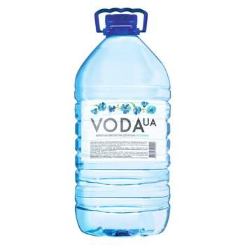 Voda UA Carpathian High-altitude Spring Mineral Non-carbonated Water 6l - buy, prices for Furshet - image 1