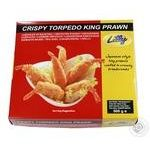 Lilly Torpedo frozen in breading shrimp 500g