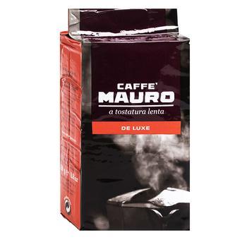 Кава Caffee Mauro De Luxe мелена 250г
