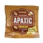 Арахіс смажений солоний зі смаком сиру Novus  35г