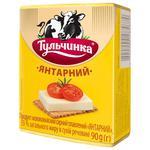 Продукт сырный Тульчинка Янтарный плавленый 55% 90г