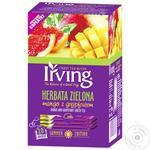 Чай Irving манго и грейпфрут зеленый 20шт