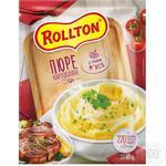 Rollton Potato Puree With Meat Flavor