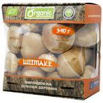 Organic Innovations fresh mushrooms shiitake 340g