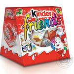 Подарунок новорічний Kinder Friends 200г