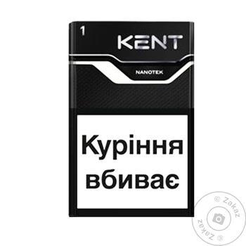 Сигареты Kent Nanotek white - купить, цены на СитиМаркет - фото 1
