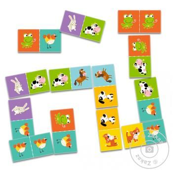 DoDo Board Game Domino Animals - buy, prices for MegaMarket - image 2