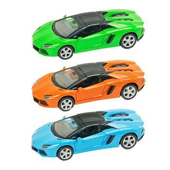 Іграшка Welly Jaguar XKR-S 1:43 Машинка - купити, ціни на Метро - фото 6