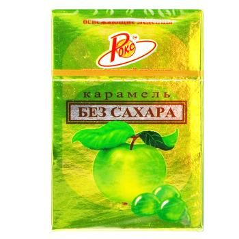 Карамель Рокс без сахара 30г - купить, цены на Восторг - фото 1