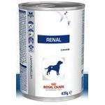 Dog food Royal Canin Renal 420g can