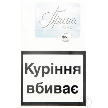 Цигарки Прима Люкс cрібна - купити, ціни на Восторг - фото 2
