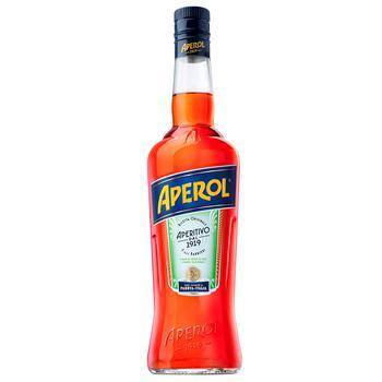 Аперитив Aperol Aperetivo 11% 0,7л - купить, цены на УльтраМаркет - фото 1
