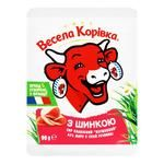 Vesela Korivka Cheese with ham melted 43% 90g