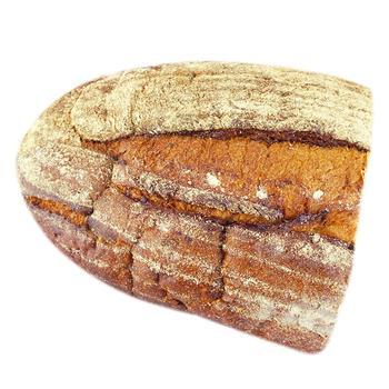 Хліб гречаний бездріжджовий 300г - купити, ціни на Фуршет - фото 1