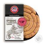 Колбаски Алан Прованс с итальянс трав вар в/с н/о кг