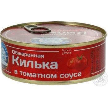 Килька Ventspils в томатном соусе 240г - купить, цены на Ашан - фото 2