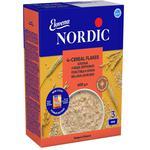 Пластівці 4 злака Nordic к/у 600г