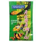 Корм Природа Аквамін для риб 10г