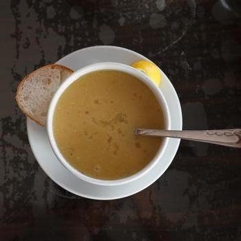 Стамбульський сочевичний суп
