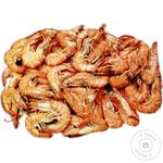Seafood shrimp fresh