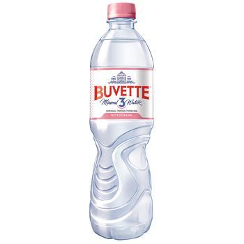 Вода Buvette Vital минеральная негазированная 0,5л