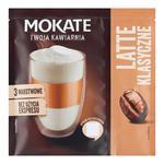 Beverage Mokate Latte with coffee 22g Poland