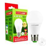 Лампа світлодіодна Eurolamp LED A60 E27 10W 4000K - купити, ціни на Метро - фото 1