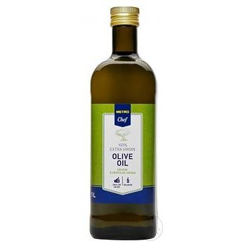 Олія оливкова Metro Chef Extra Virgin 1л