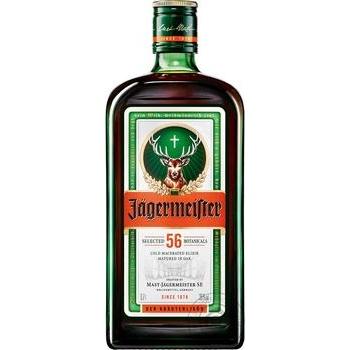 Jagermeister liqueur 35% 0,7l