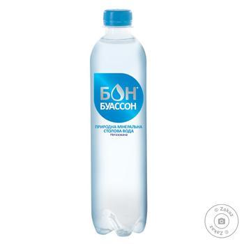 Вода мінеральна природна столова Бон Буассон негазована 0,5л - купити, ціни на МегаМаркет - фото 1