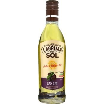 Олія суміш соняшникової та оливкової Lagrima del Sol Оливка 225мл