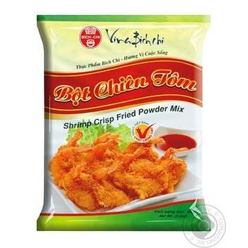 Суміш темпурна для креветки Bich Chi 150г - купить, цены на Novus - фото 1