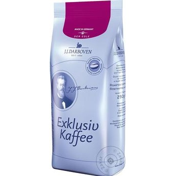 Exklusiv Kaffee Darboven Der Edle Coffee Beans 250g - buy, prices for Auchan - photo 1