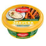 Picnic Menu Zakuska Bavarian Sausages Spread