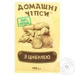 Domashni Chips with Onions 100g