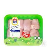 Nasha ryaba chicken's thigh fillet chilled - buy, prices for Auchan - image 1