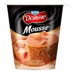 Dolce Caramel Aerated Mousse 3.2% 100g