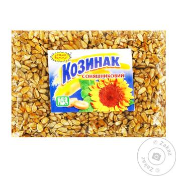 Козинак Дуже смачно соняшниковий 180г - купити, ціни на Ашан - фото 1