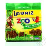 Leibniz Zoo Cocoa Cookies 100g