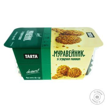 Пирожные Tarta Муравейник 180г - купить, цены на Фуршет - фото 1