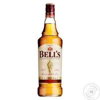 Виски Bells Original 40% 0,7л